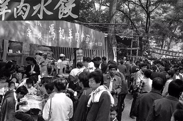 80年代的河南郑州,这样的郑州,有多少人记得?
