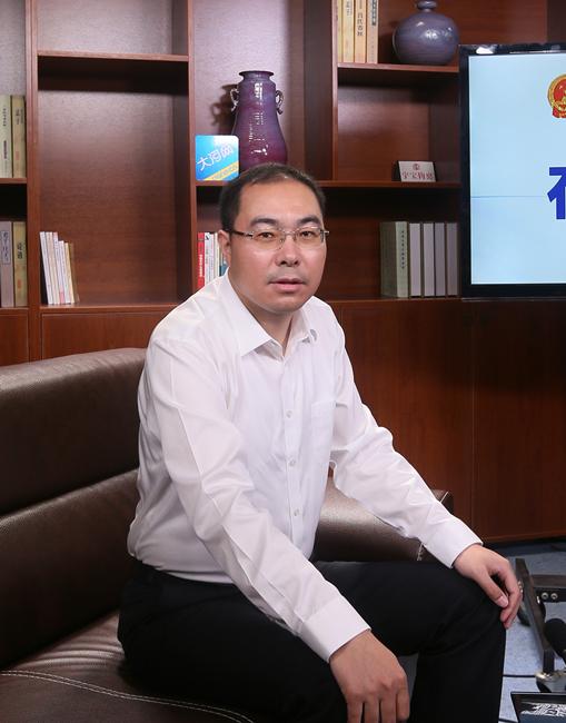 """河南省粮食和物资储备局王玉田谈粮食产业""""三链同构"""