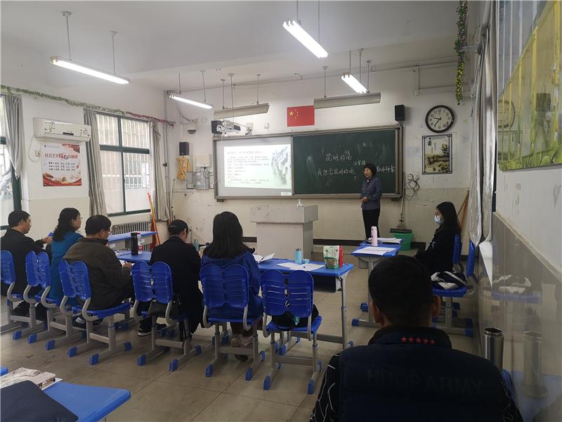 第五届全省乡村教师优质课省级集中评选活动举行