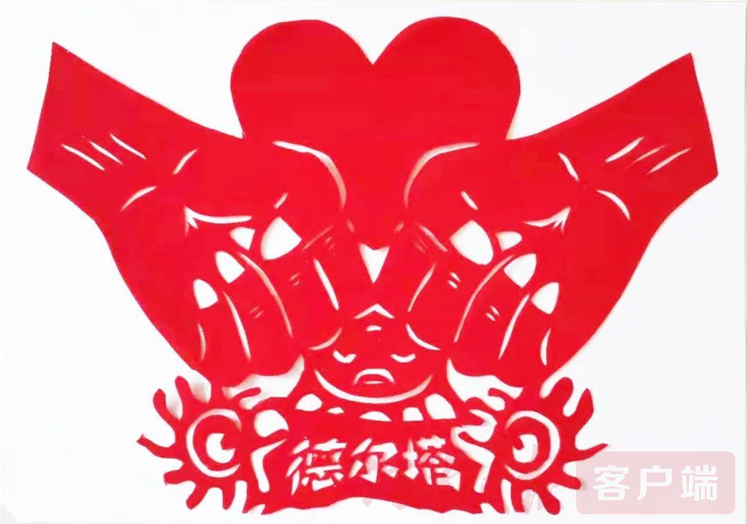 """一把剪刀一张纸,万众一心把劲使""""!许昌市建安区人民文化馆抗疫剪纸作品展"""