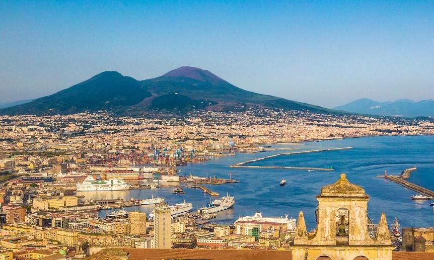 Naples, a City of Sunshine and Joy