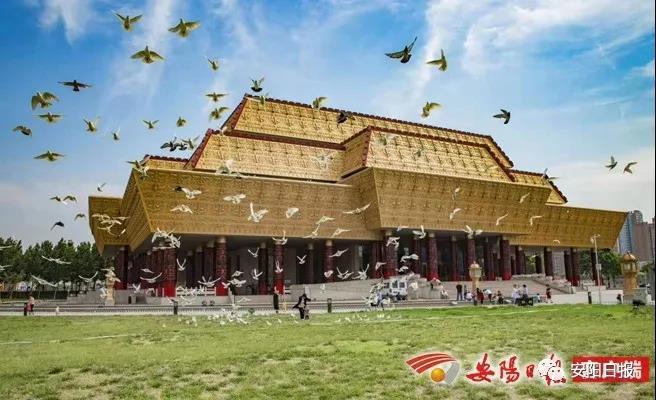 """建设文化旅游强市,安阳构建""""两核三板块六组团""""文化旅游发展格局"""