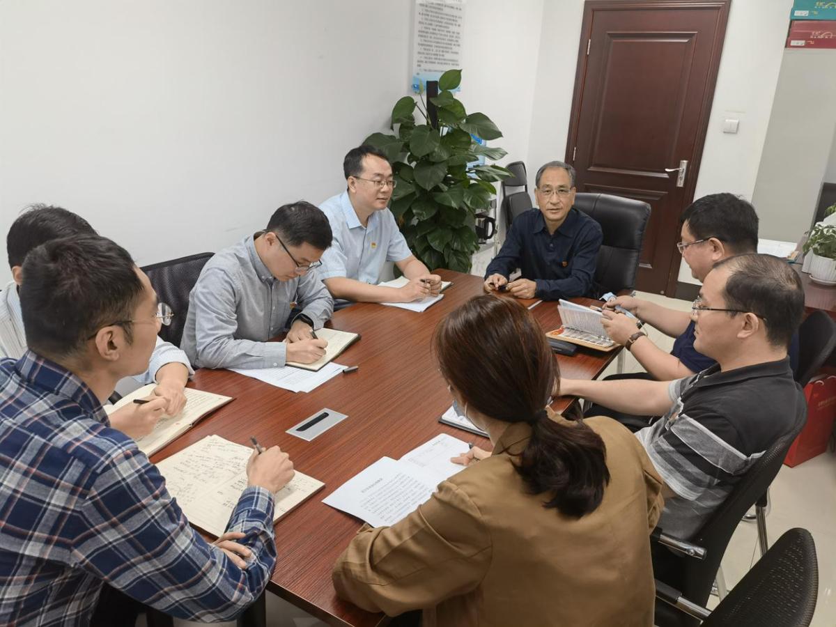 支安宇以普通党员身份参加所在党支部<br>党史学习教育专题组织生活会