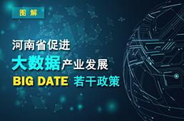 图解:河南省促进大数据产业发展若干政策