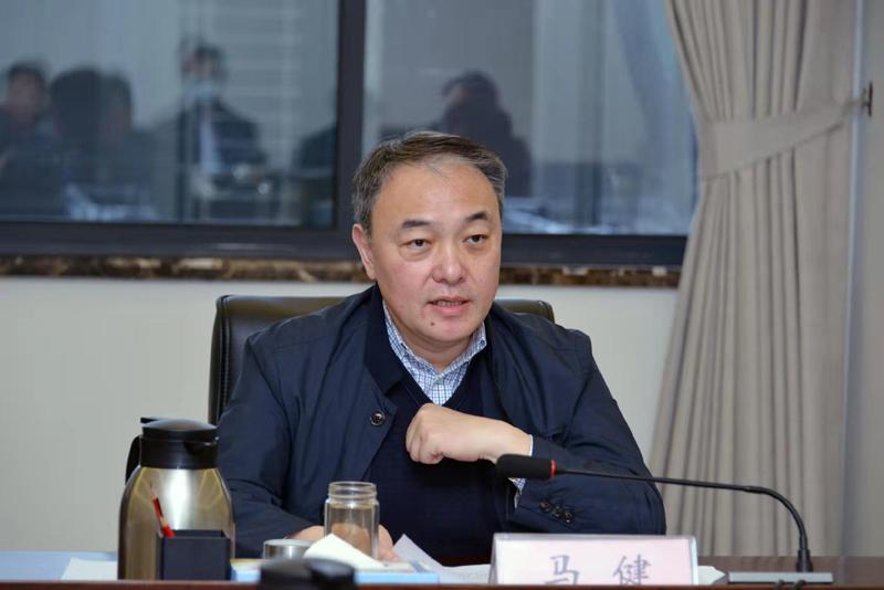 马健厅长带队赴郑州航空港区调研并现场办公推动航空港区在开放强省建设中展现更大作为