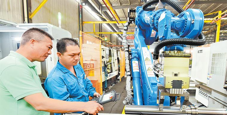智能助力產業發展