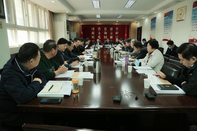 河南投资集团刘新勇为省政府参事作专题报告