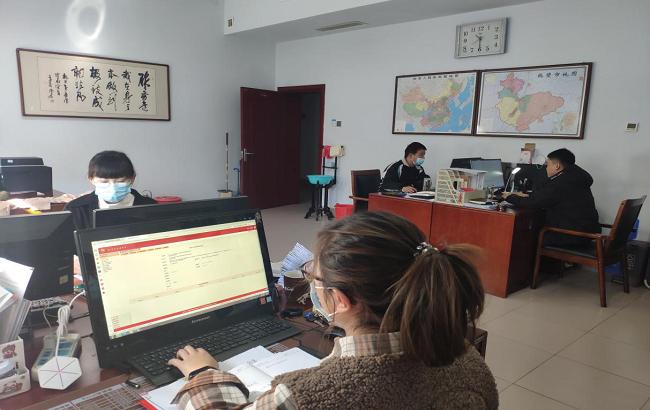"""鹤壁市事管局严格落实中央八项规定精神开展""""四风""""问题检查整治工作"""
