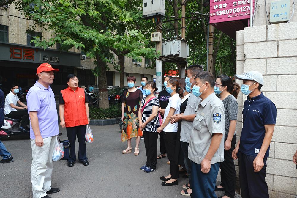"""省文化和旅游厅开展""""夏季送清凉"""" 志愿服务活动"""