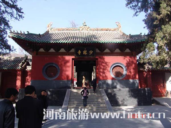 少林寺山門