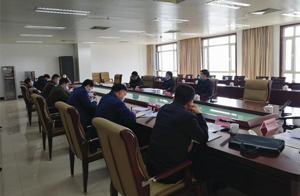 省直單位基層政務公開標準化規范化工作座談會召開