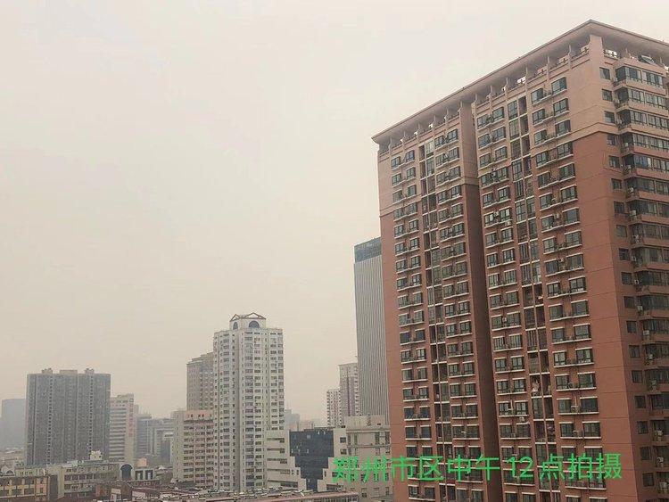 """河南发布恶劣天气安全提示,大风、霾、雨雪""""扎堆""""造访"""