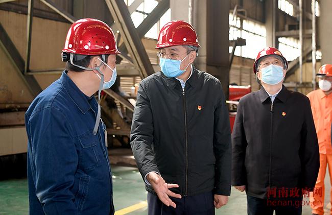 尹弘:发挥优势 扩大开放 增强区域辐射带动力