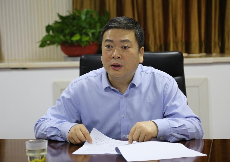河南省工业和信息化厅召开对口帮扶受灾重点县(市)工作专题会议