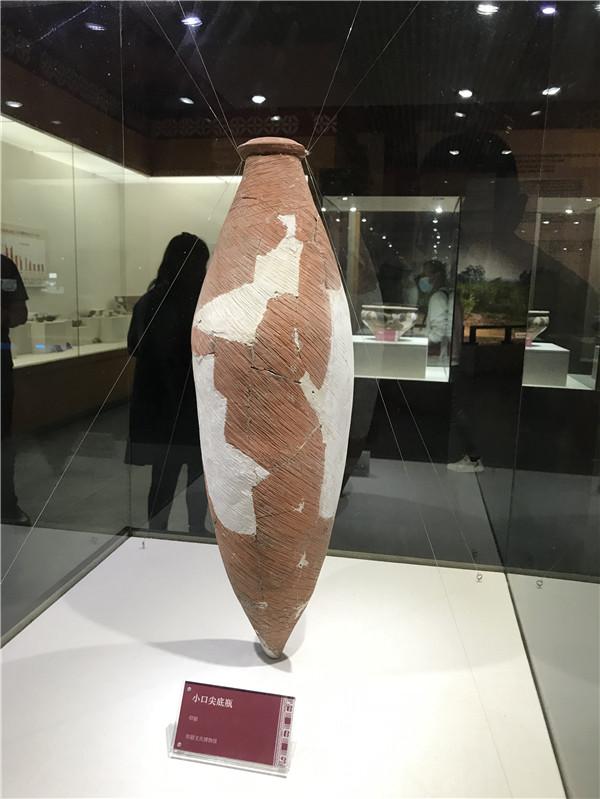 仰韶村遗址第四次考古发掘获重大新发现 混凝土、发酵酒还有丝绸