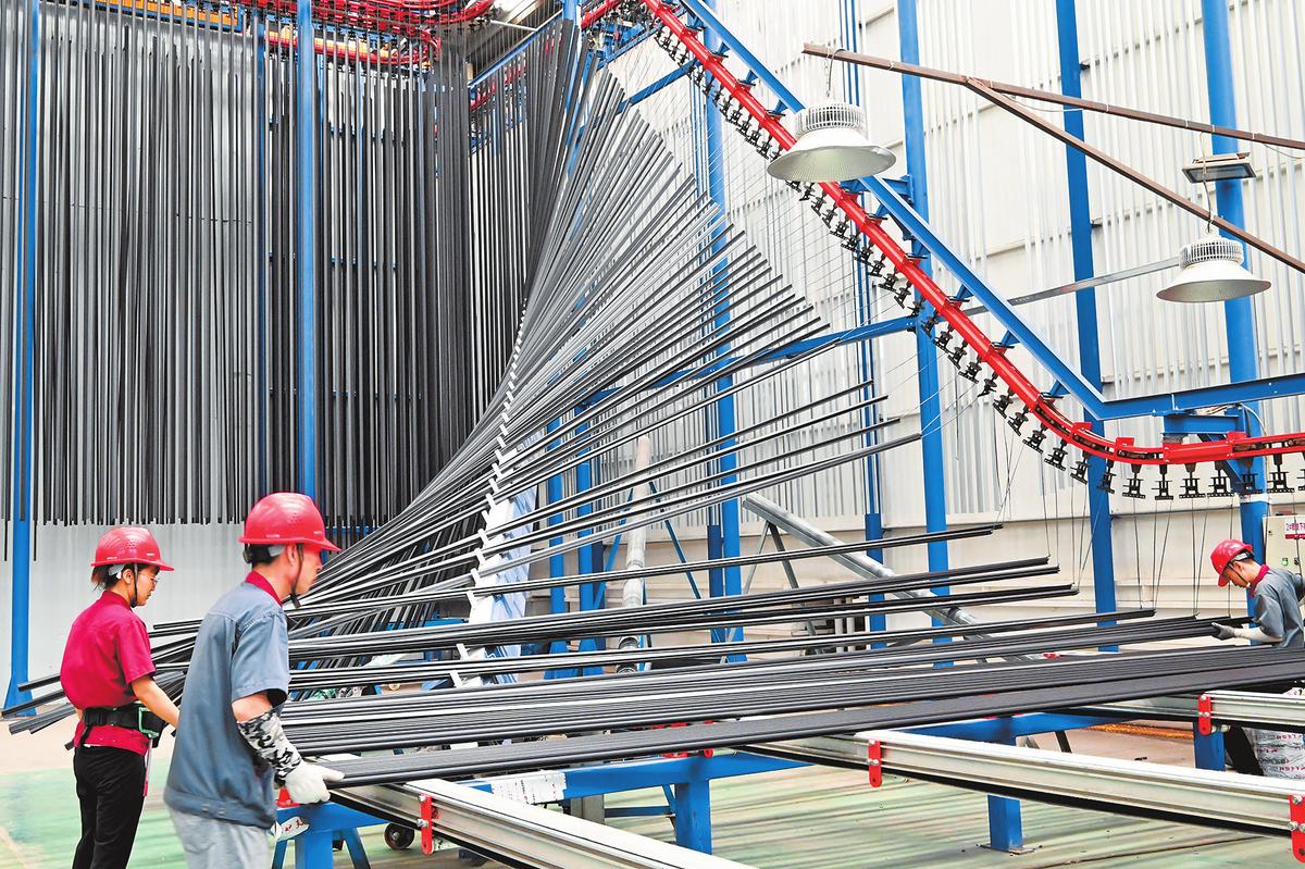 上半年河南省地區生產總值同比增長10.2% 經濟持續恢復 差距整體縮小