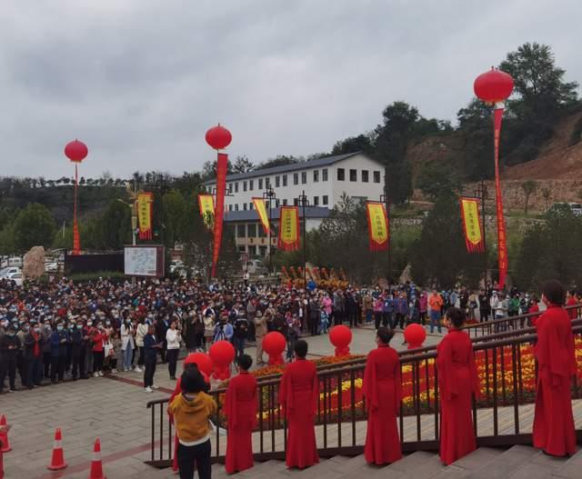 巩义市竹林长寿山红叶节5日启幕