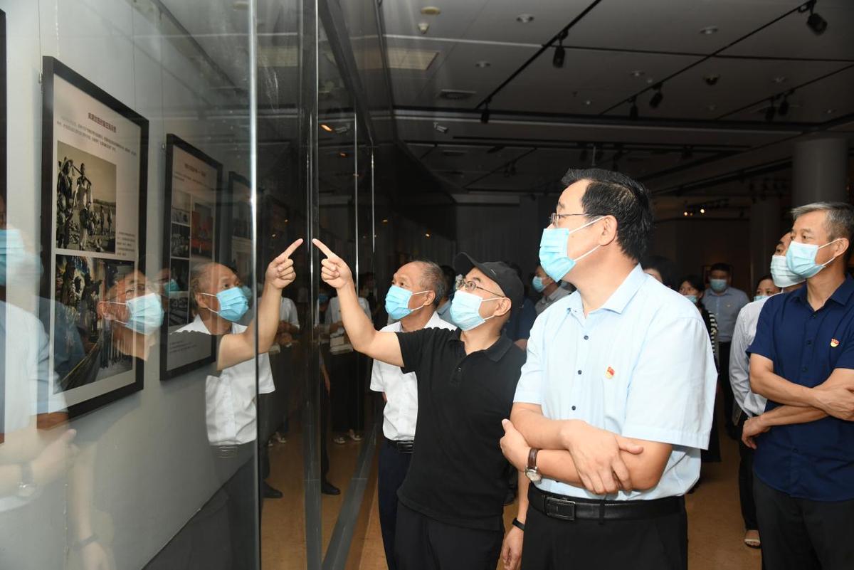 省文化和旅游厅深入开展党史学习教育实践活动