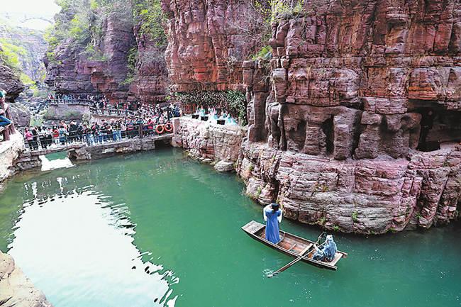 清明 郑州实现旅游总收入24.76亿元