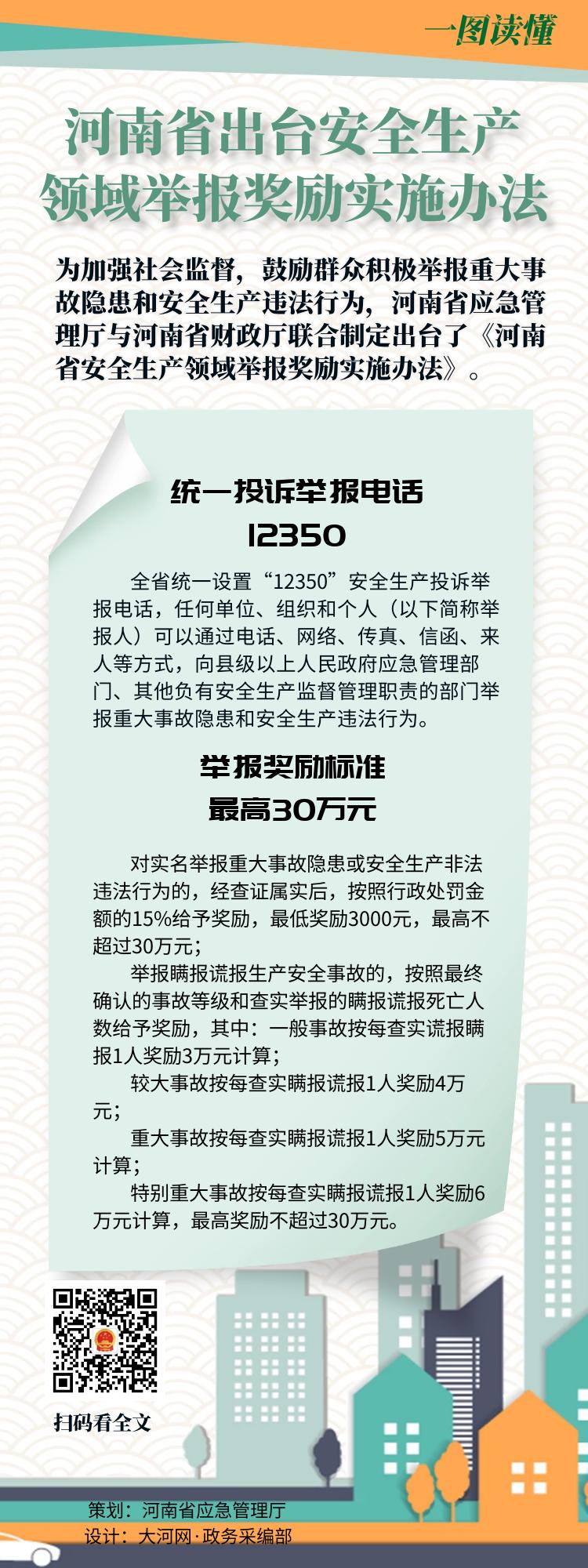 河南省出台安全生产领域举报奖励实施办法.png