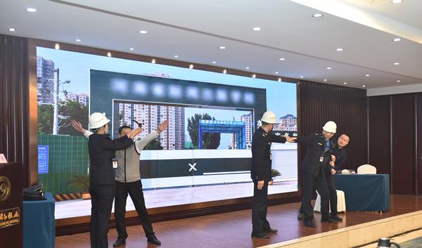 全省城市管理执法规范化建设观摩会在郑州召开