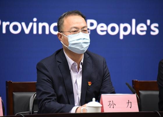 河南省新冠肺炎疫情防控专题<br>第三十八场新闻发布会