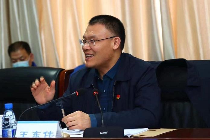 省委宣讲团第六组组长、省财政厅党组书记、厅长王东伟赴济源、焦...