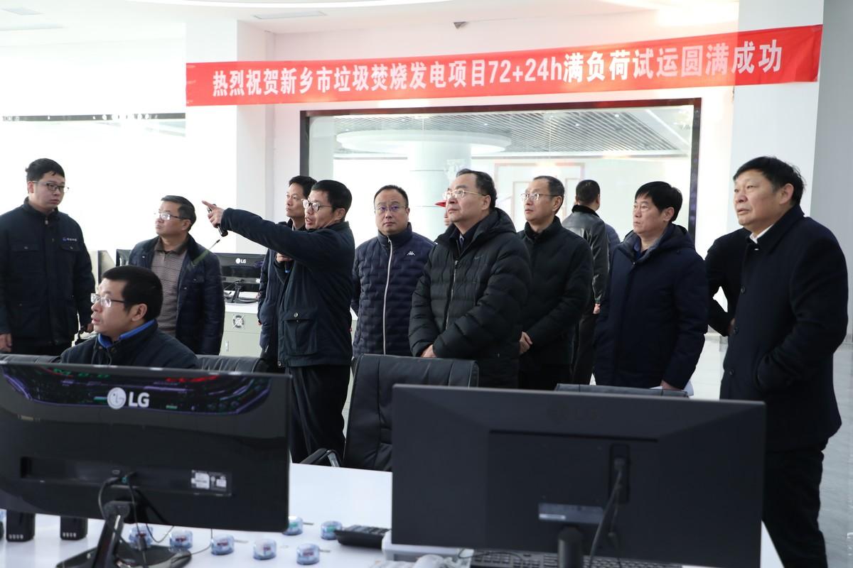 委党组成员、纪检监察组组长李振明带队实地调研中央预算内投资项目建设
