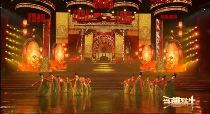 央媒集中评论盛赞《唐宫夜宴》:从传统画卷中奏出的文化强音