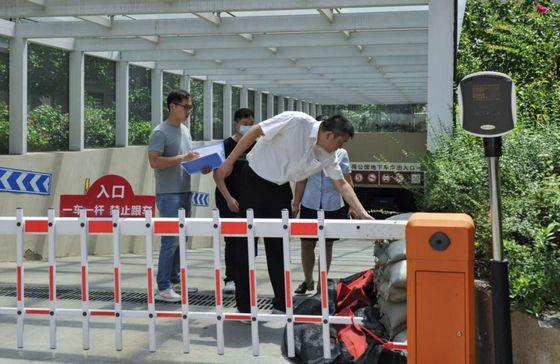 漯河市人防办开展人防工程维护管理检查活动