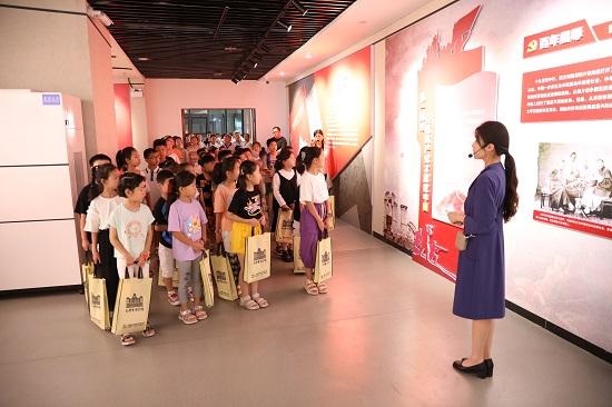 """鹤壁市博物馆""""博才少年""""小小讲解员研学培训班活动开班"""