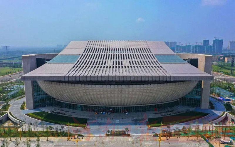 调试空调等设备,郑州博物馆新馆暂停开放一周