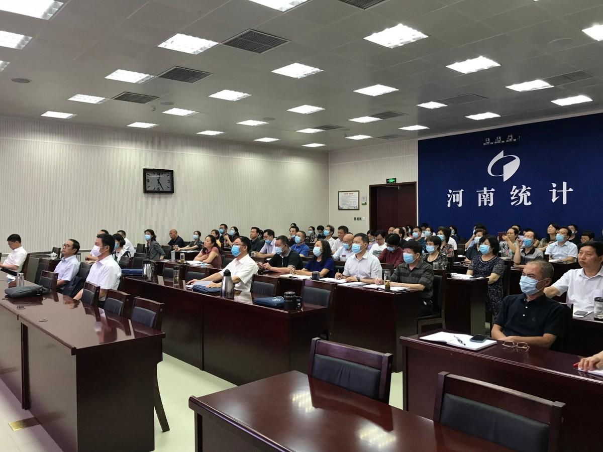 省统计局开展三季度学法活动