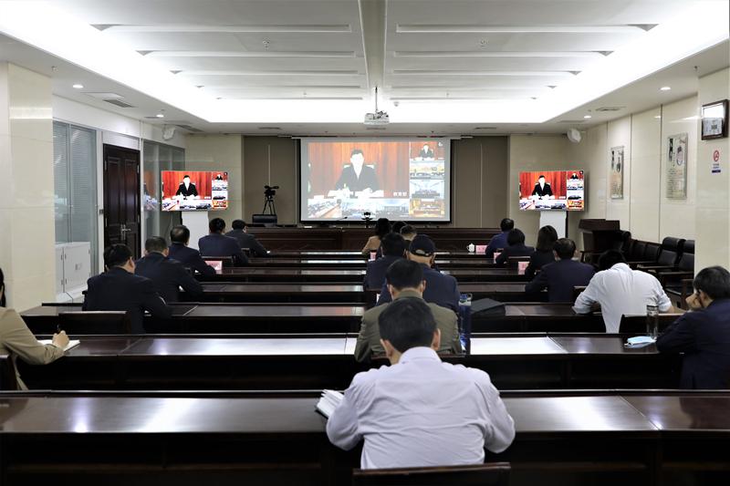 省教育厅副厅长毛杰在教育部中小学思政课建设视频推进会上作经验交流发言