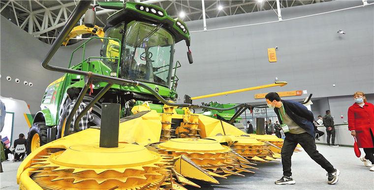 全國農機展開幕