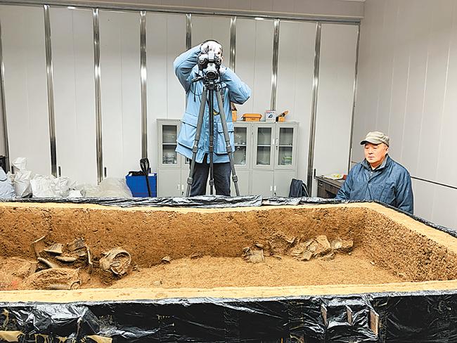 二里头遗址发现一座高规格夏代墓葬