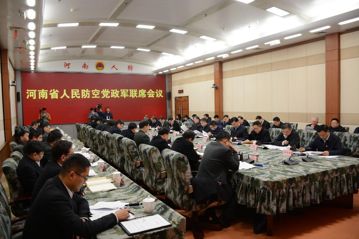 《中国人民防空》努力以更加成熟定型的制度体系 保障人民防空建设任务有效落地