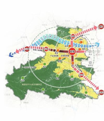 组团发展 共绘蓝图——《洛阳都市圈发展规划(2020—2035)》解读