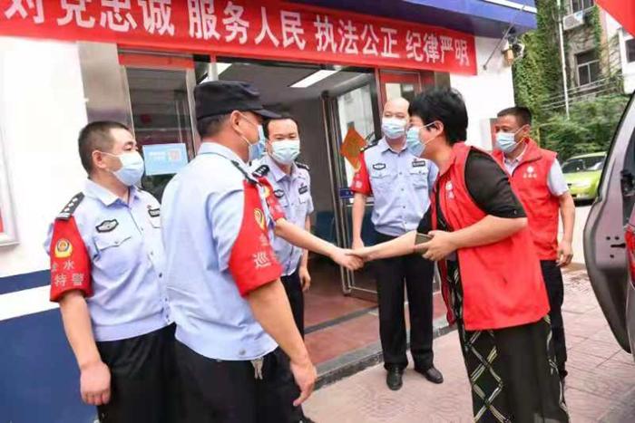 """河南省文物局开展疫情防控""""四送一助力""""专项活动"""