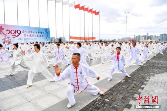 《中国新闻网》历经十余年申遗成功!<br>太极拳,你真的了解吗?
