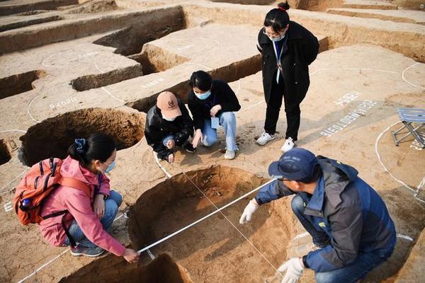 央媒看河南丨我在殷墟学考古